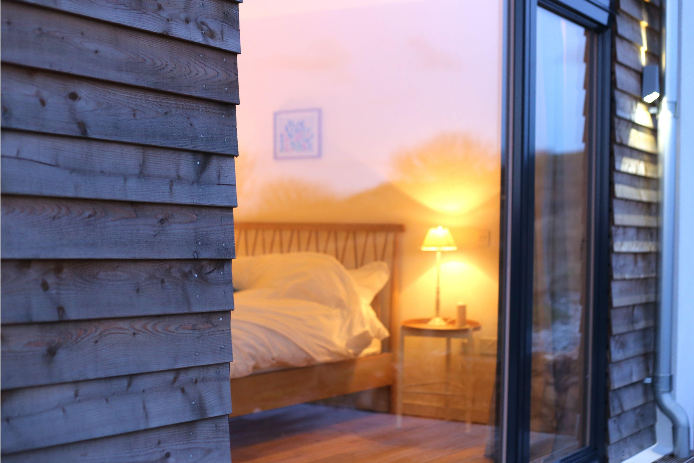 Einzigartige Und Luxuriöse Ferienhaus Cottage , ägyptischer Baumwolle  Kingsize Bett , Meerblick, Schottland,